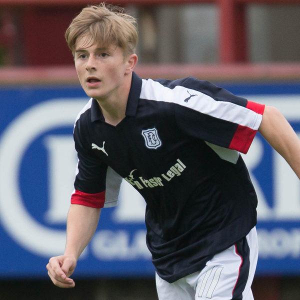 - Aberdeen v Dundee, SPFL Under 20s League at Glebe Park, Brechin   - © David Young - www.davidyoungphoto.co.uk - email: davidyoungphoto@gmail.com