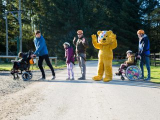 pudsey and young people