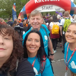 Kiltwalkers for Aberlour