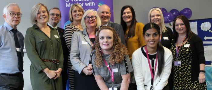 Aberlour Attain Mentoring Service in Renfrewshire Volunteer Event