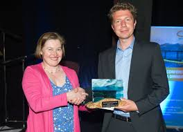 Ace wins SAIC innovation award 2016