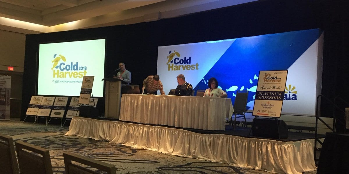 Ace Aquatec attends Cold Harvest Conference in Canada