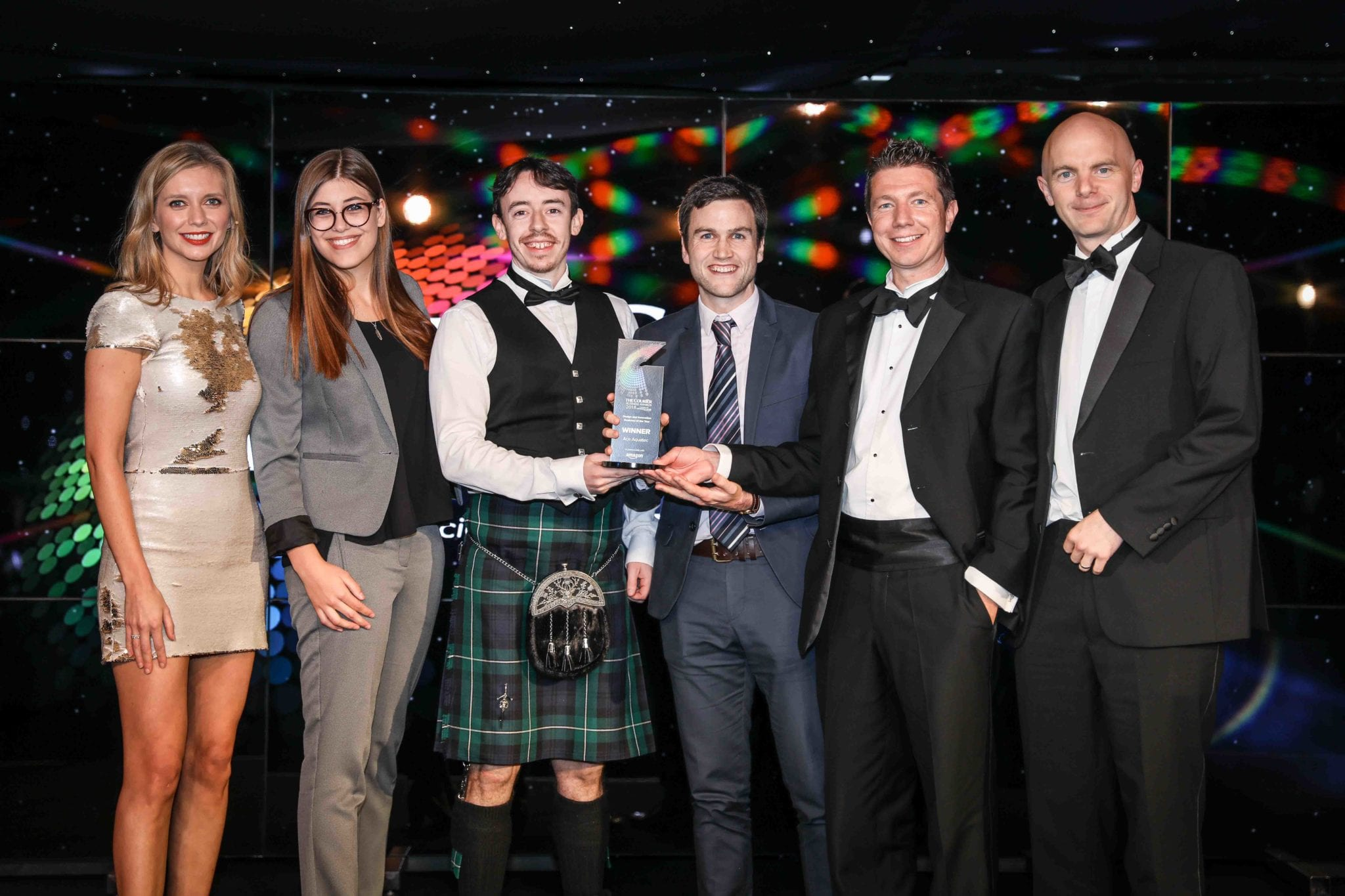 Ace Aquatec wins Design & Innovation Business of the Year