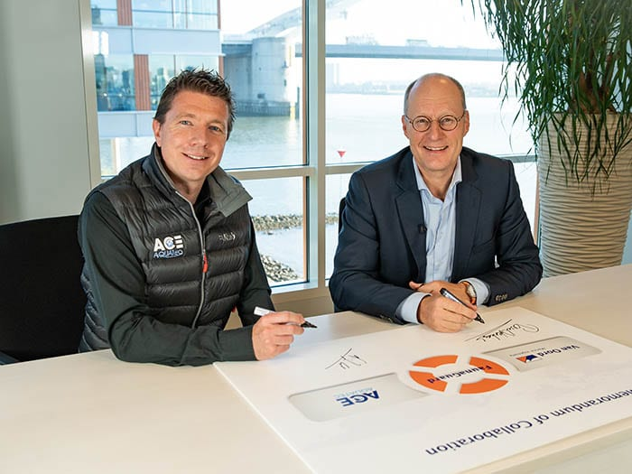 Ace Aquatec and Van Oord partner to protect offshore marine life