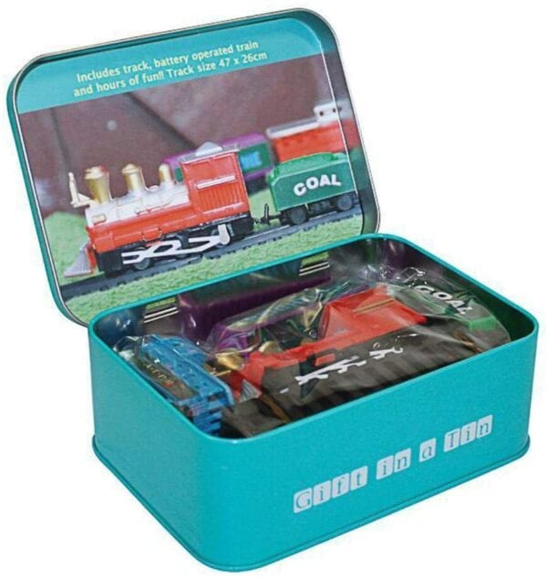 Gifts In A Tin – Zoo Playset
