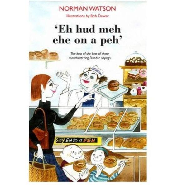 """""""Eh hud meh ehe on a peh""""  – Norman Watson"""