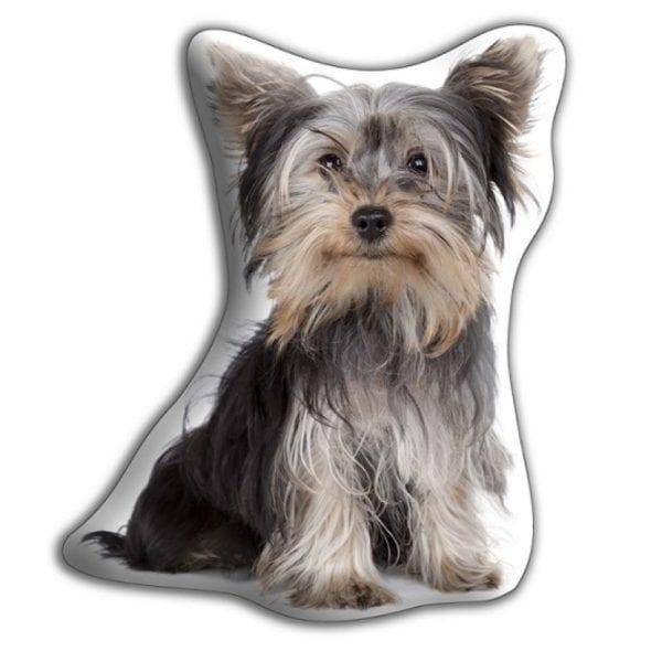 Adorable Pet Cushion – Yorkshire Terrier