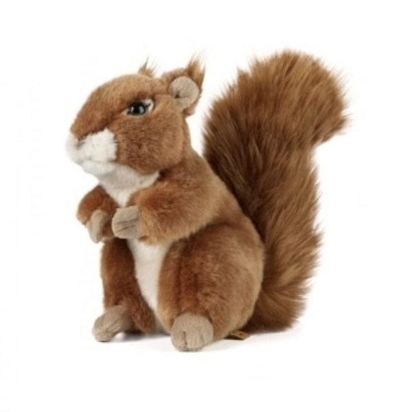 Living Nature Soft Toy – Squirrel