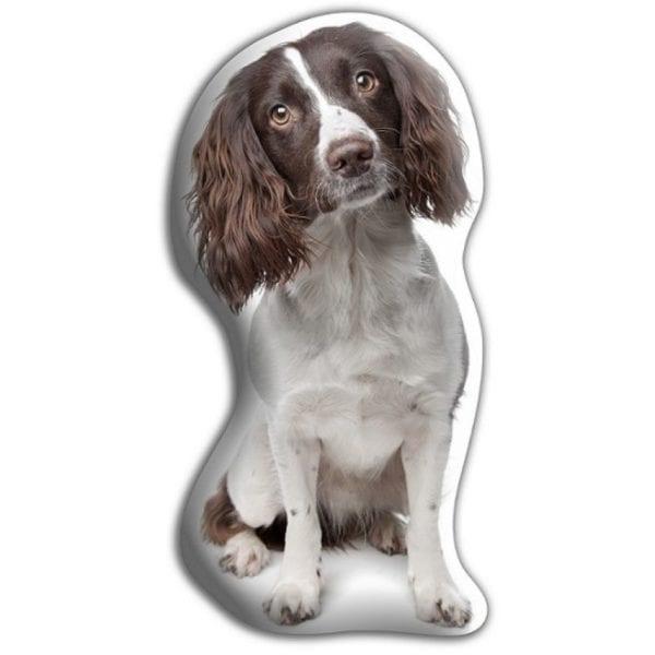 Adorable Pet Cushion – Springer Spaniel