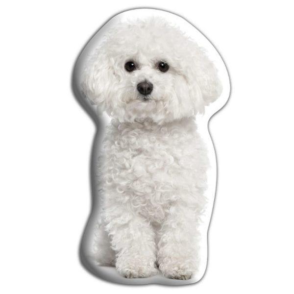 Adorable Pet Cushion – Bichon Frise