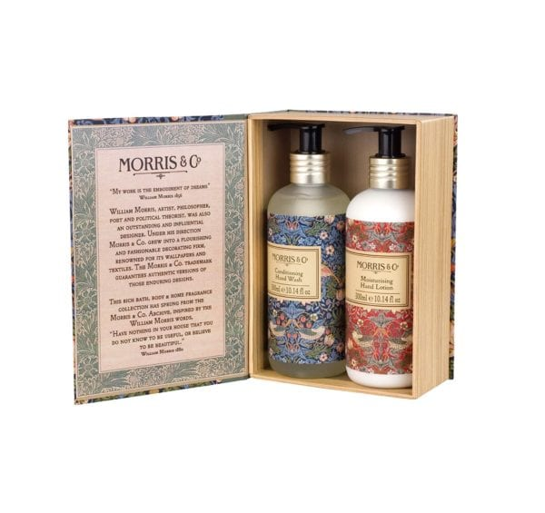 Morris & Co. Hand Wash & Hand Lotion