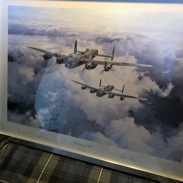 Lancaster VC Print