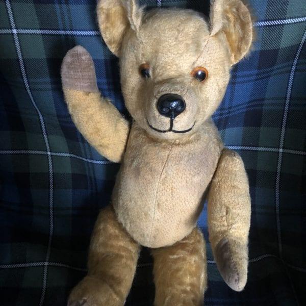 Rare 1930's Vintage Teddy Bear