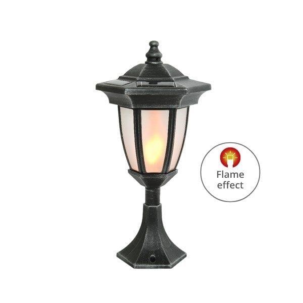 Flame Effect LED Lantern