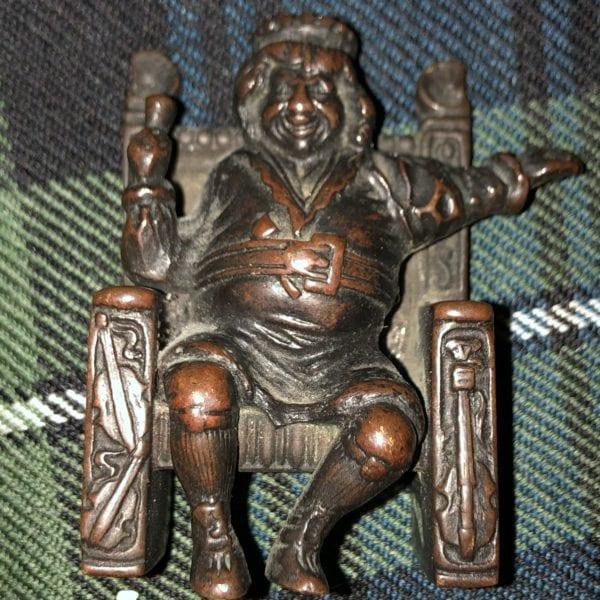 Early Bronze Figure