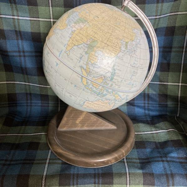 Tin Plate Globe