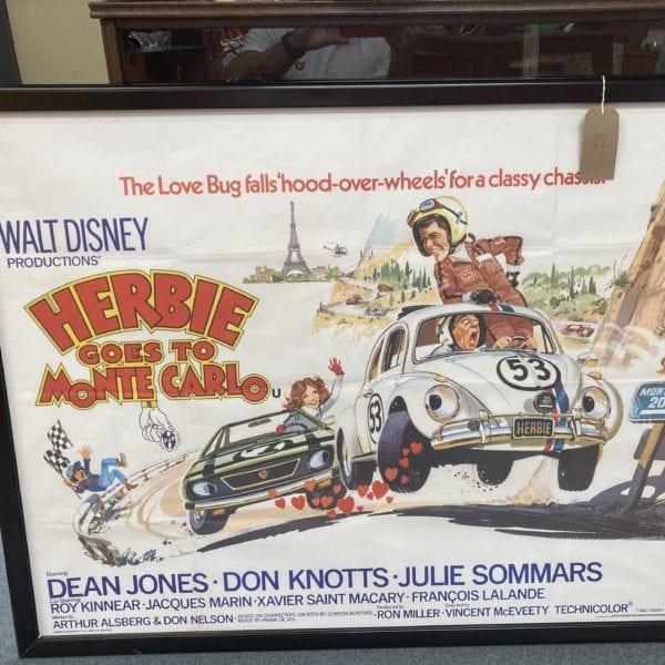 Original Movie Quad Poster