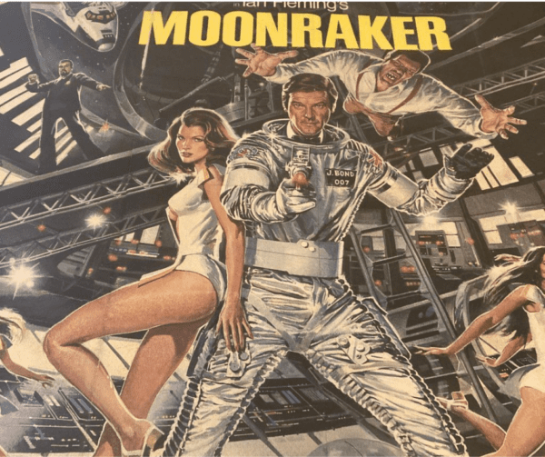James Bond Movie Poster 1979