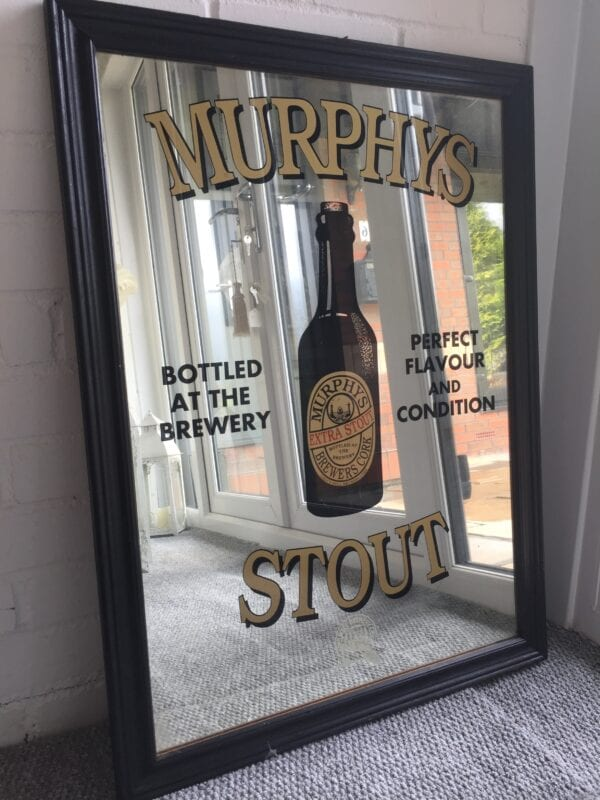 MURPHY'S STOUT PUB MIRROR