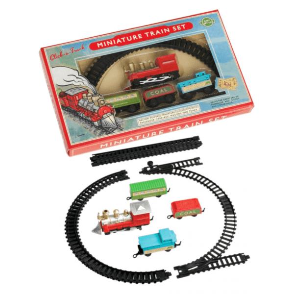 Classic Mini Battery Operated Train Set