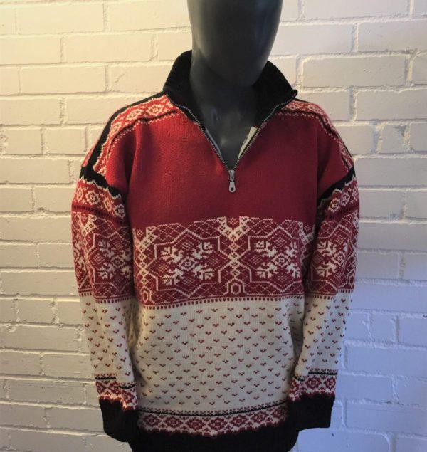 Levandi Norweigian Wool Knit Jumper