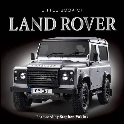 Little Book of Land Rover – Hardcover