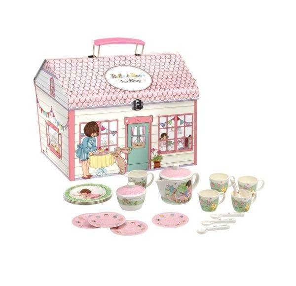 Belle & Boo Melamine Tea Set