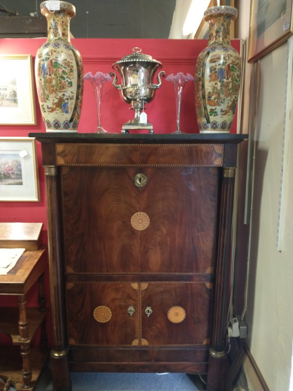 Early 20th Century French Secretaire