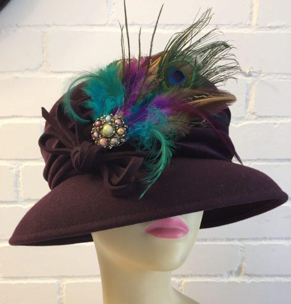 Bespoke Wool Hat