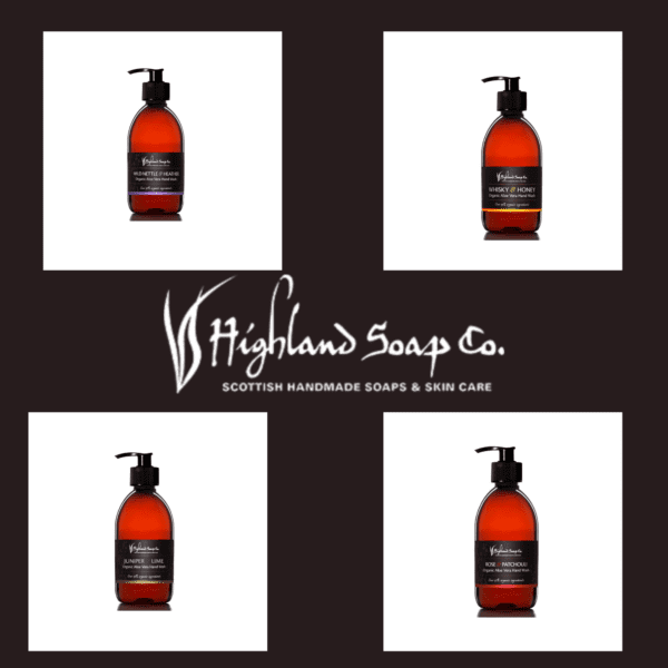 Highland Soap Company Organic Handwash