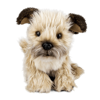 Living Nature Soft Toy – Border Terrier