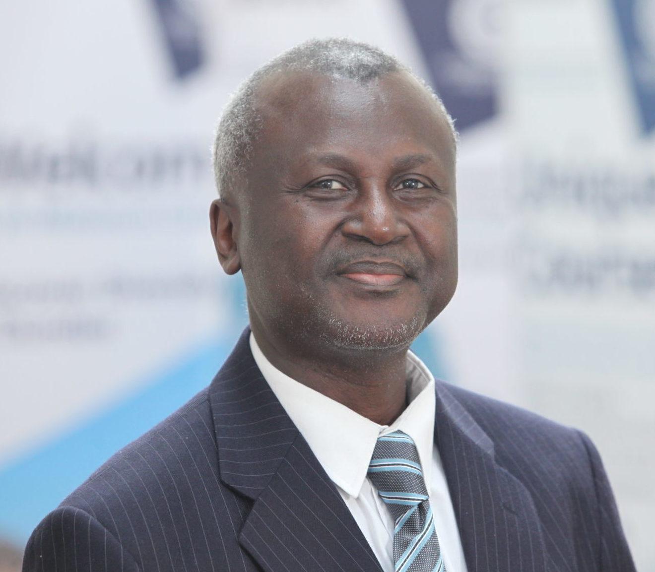 Dr Alhagi Manta Drammeh