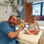 RACH staff and patients back Beards for Bairns