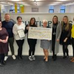 Curtis Banks staff raise more than £14k in charity partnership with ARCHIE