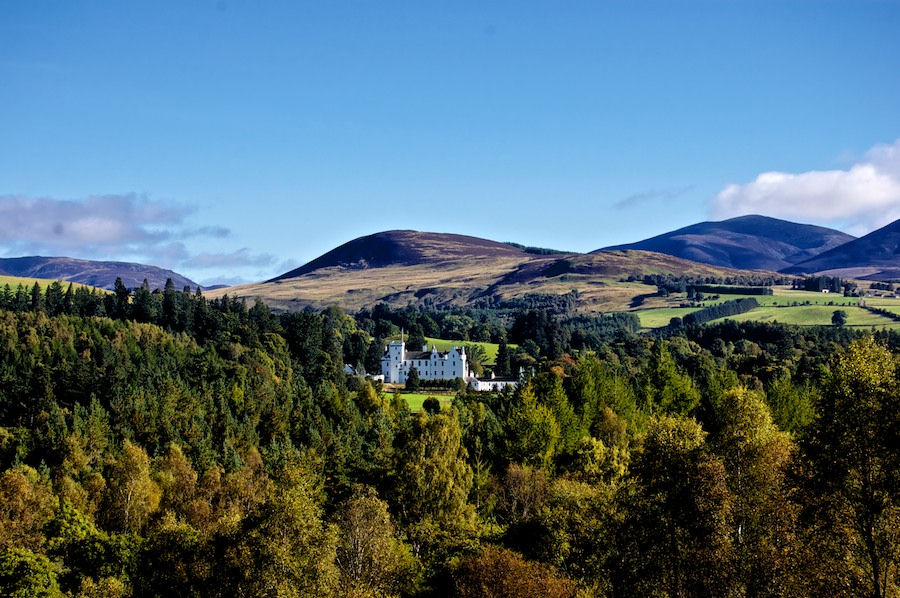 Blair Castle Key Facts