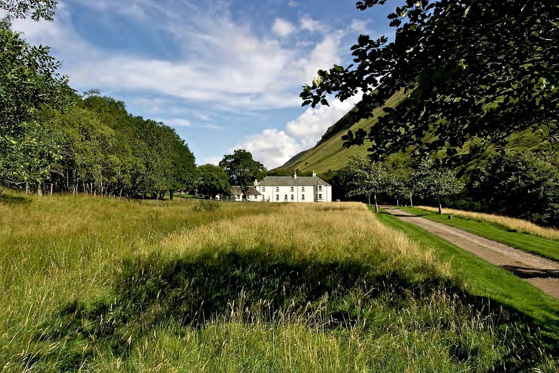 11 Bed Self Catering Dog Friendly House Atholl Estates