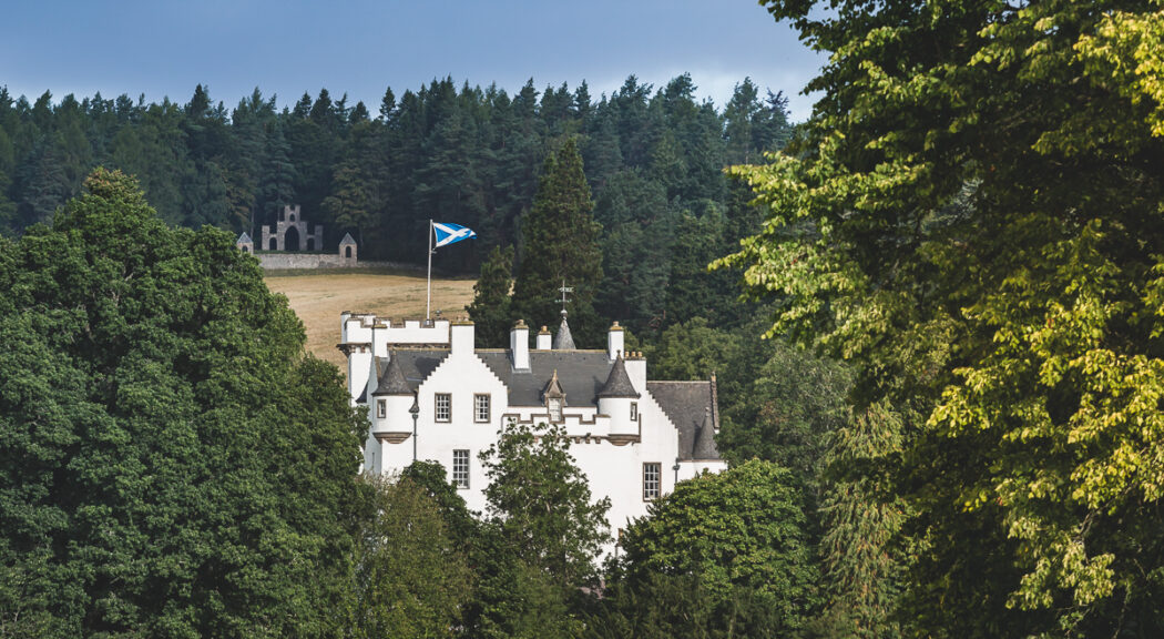 Blair Castle & Gardens