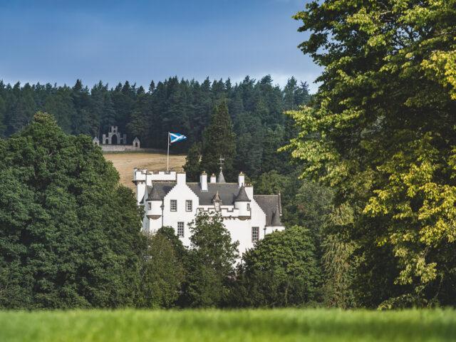 Blair Castle & Gardens