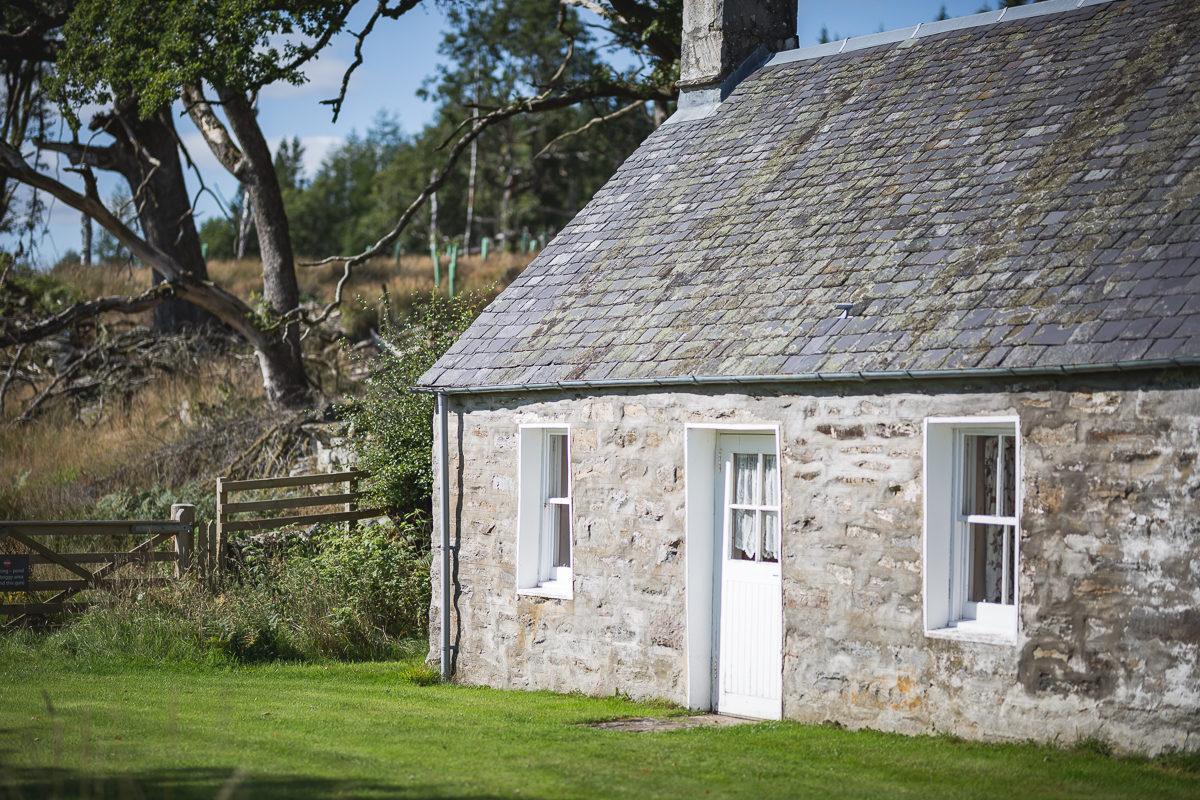 Convalloch Lodge Atholl Estates