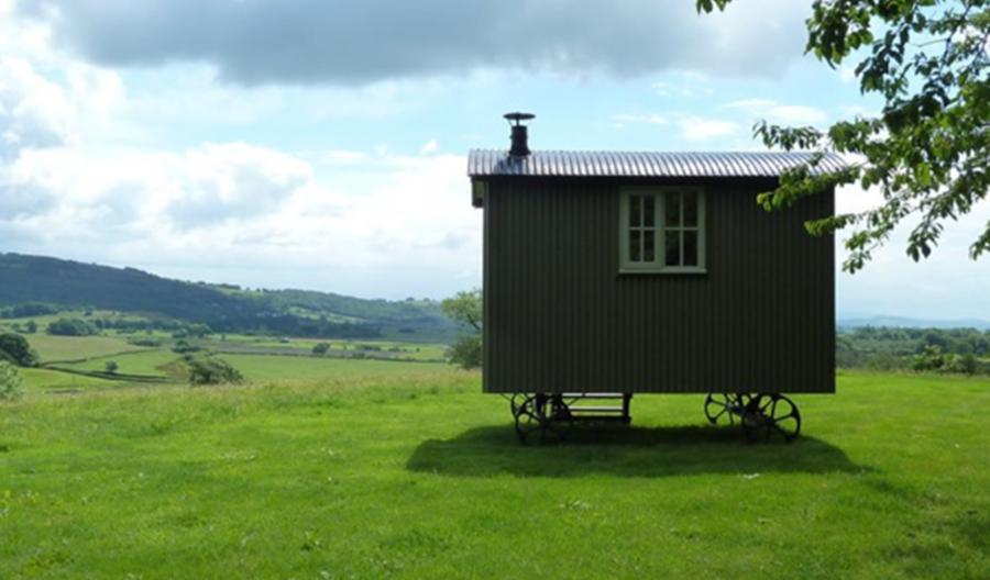 atholl estates luxury shepherd huts