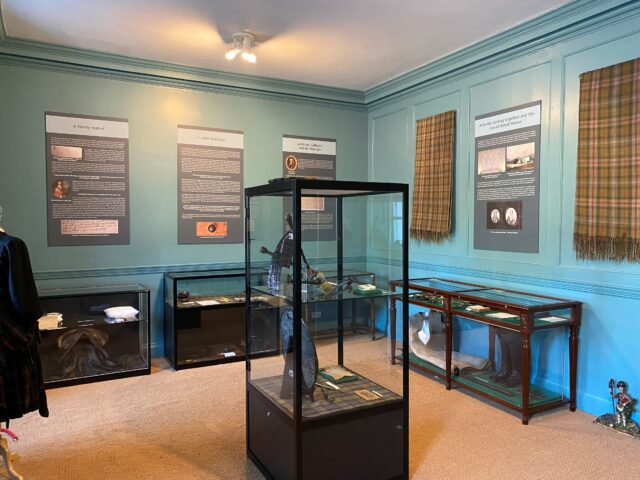 Jacobite Exhibition Room