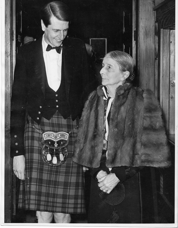 Duchess Kitty and 10th Duke