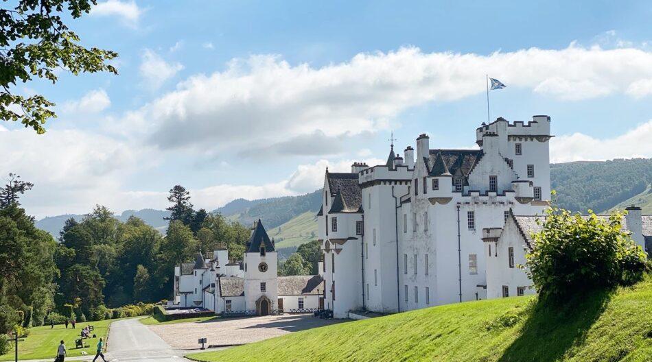 Blair Castle Summer