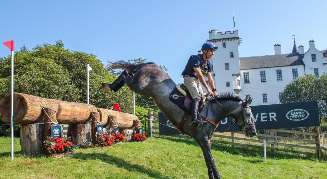 Blair Castle International Horse Trials