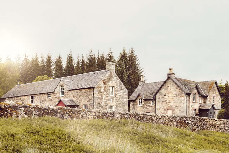 Clachan Cottage Atholl Estates