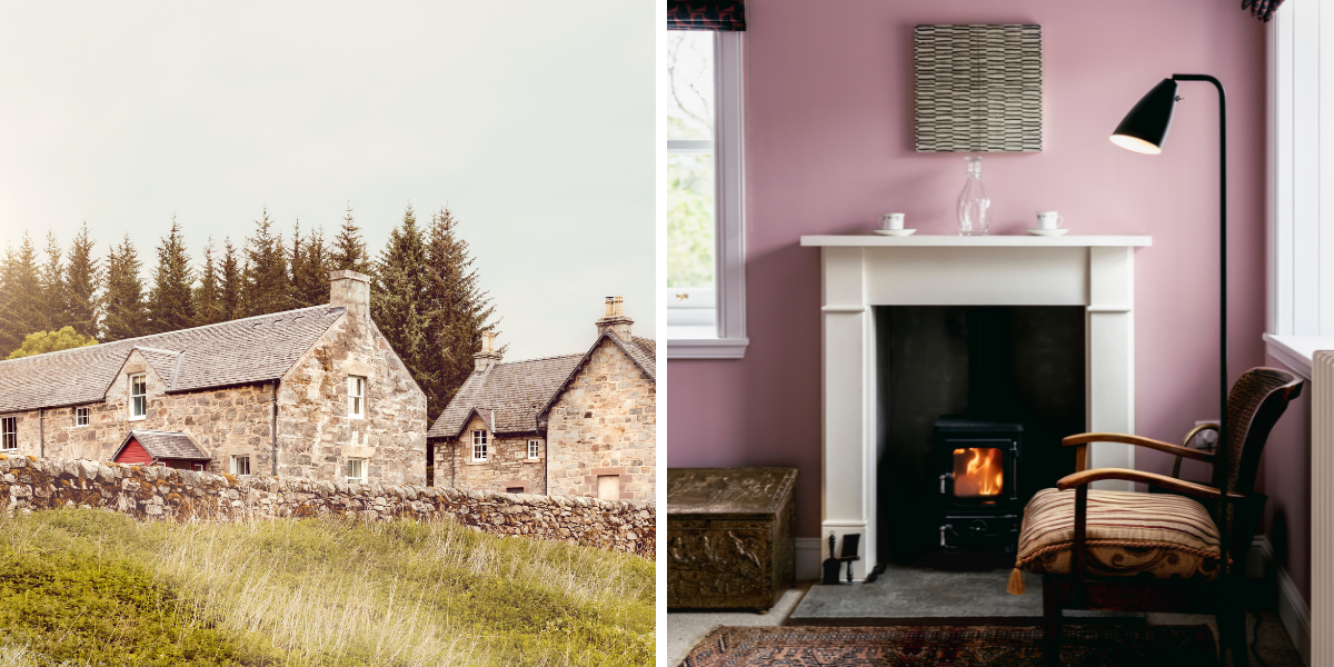Highland holiday accommodation in Perthshire