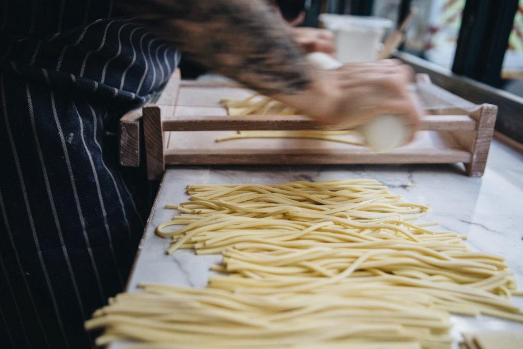 Spaghetti Alla Chitara