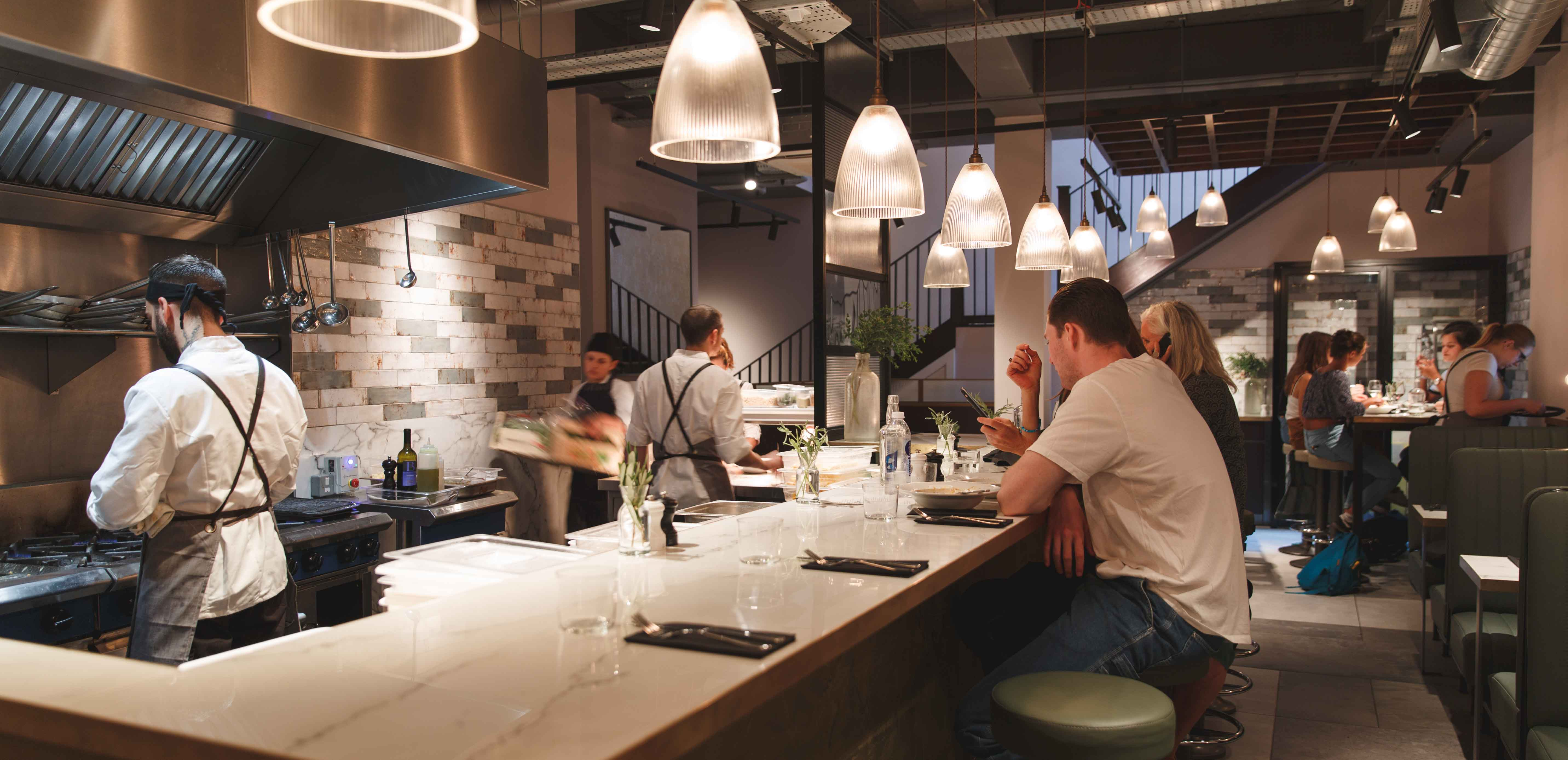 5 Reasons Why Counter Seating Is The Most Sought After Spot In A Restaurant Bancone