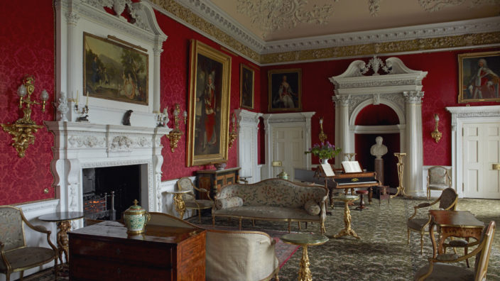 Blair Castle, Pitlochry, Perthshire- 5* Visitor Attraction and Campsite