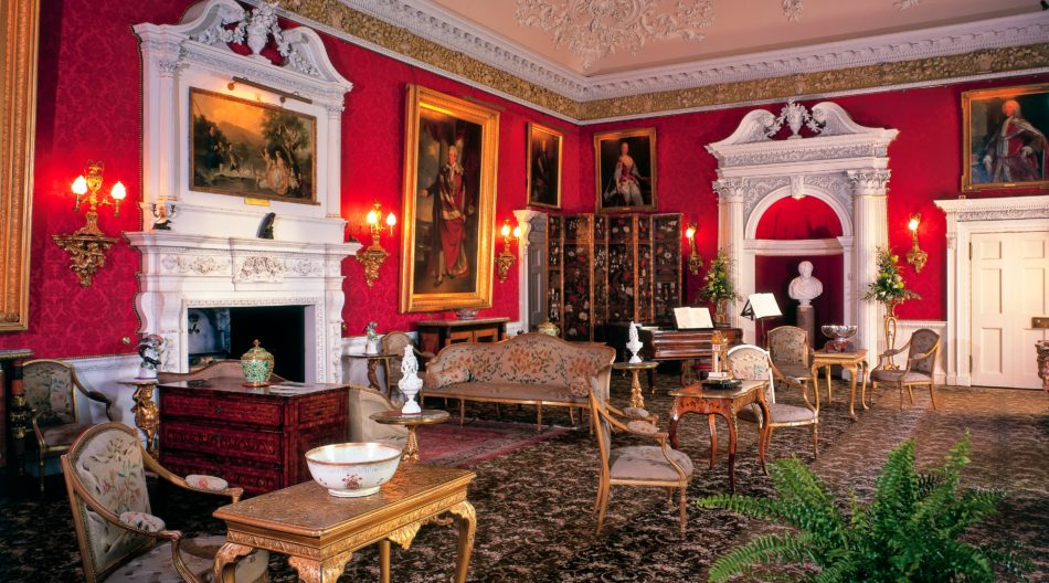 Blair Castle State Dining Room